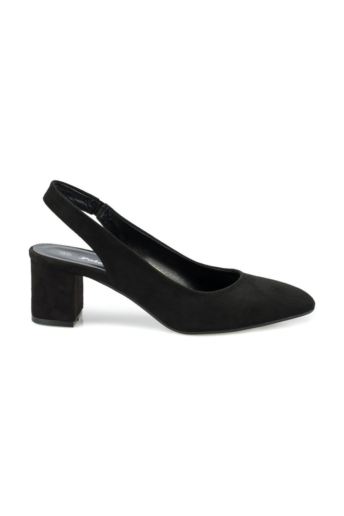 Polaris 315122.Z Siyah Kadın Gova Ayakkabı 100507142 2