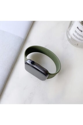 zore Apple Watch 38mm Krd-31 Solo Loop Medium Kordon