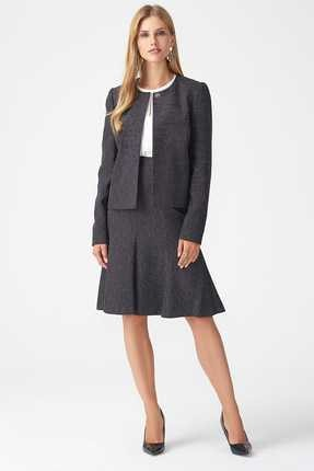 Naramaxx Kadın Siyah-Beyaz Ceket 18K11111Y287