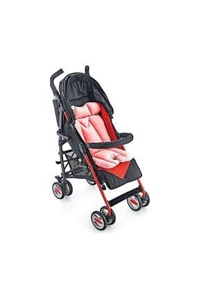 Babyjem Baby Jem Puset Ve Mama Sandalyesi Minderi Kırmızı