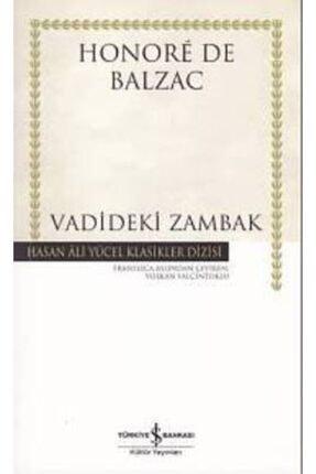 İş Bankası Kültür Yayınları Vadideki Zambak Honore De Balzac