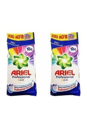 Ariel Professional Parlak Renkler Toz Deterjan 10 kg