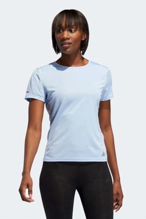 adidas Kadın T-shirt - Run it Tee W - EI6497