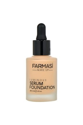 Farmasi Make Up Serum Fondöten  No:02