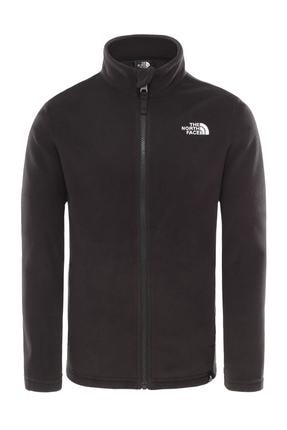 THE NORTH FACE Unisex Siyah Snow Quest Fullzip Sweatshirt