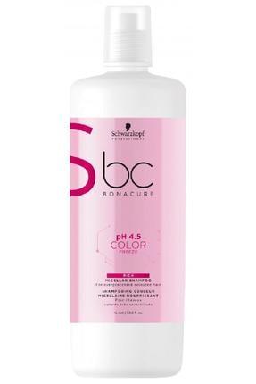Bonacure pH 4.5 Renk Koruma Zengin Micellar Şampuan 1000 ml 4045787426441
