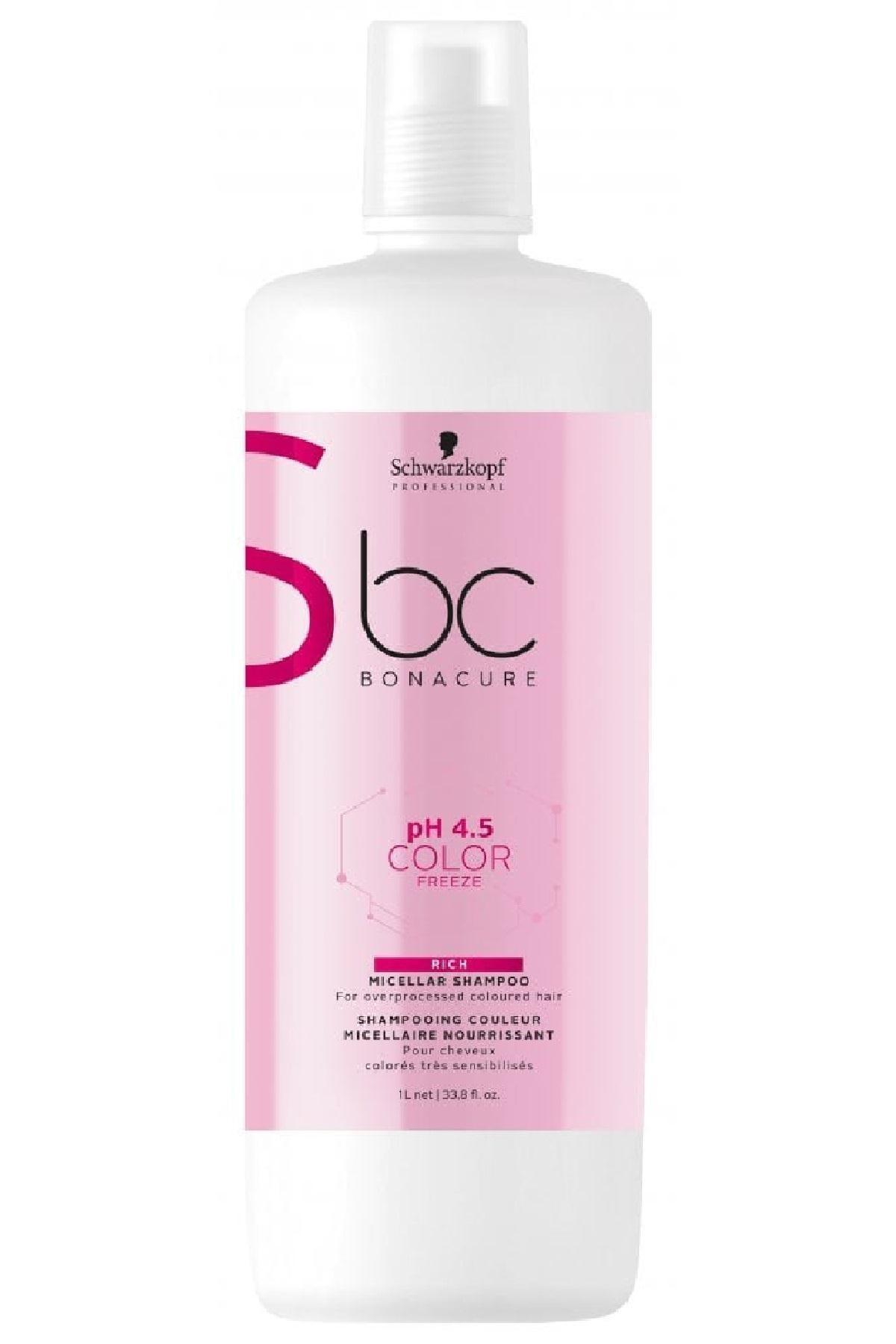 Bonacure pH 4.5 Renk Koruma Zengin Micellar Şampuan 1000 ml 4045787426441 1
