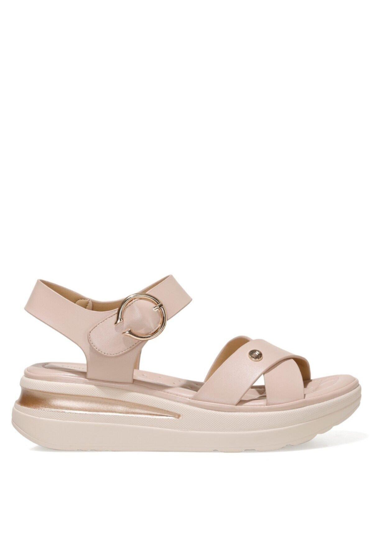 Nine West DANNA 1FX Pudra Kadın Comfort Ayakkabı 101007048 1