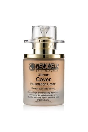 New Well Cover Şişe Fondöten No:01 30 ml 8680923321776