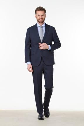 Ramsey Düz Dokuma Takım Elbise - RP10116777
