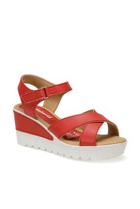 Polaris 91.308569.z Kırmızı Kadın Sandalet 100376386