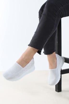 FAST STEP Beyaz Kadın Sneaker