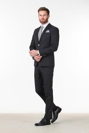 Ramsey Düz Dokuma Takım Elbise - RP10116776