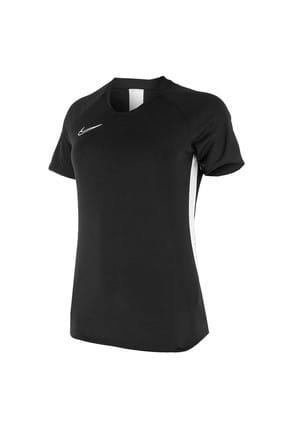 Nike AO1451-010 Dri-FIT Academy Kısa Kollu Kadın Futbol Üst