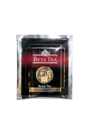 Beta Tea English Breakfast Bardak Poşet 25 X 2 gr (Seylan Çayı - Ceylon Tea)
