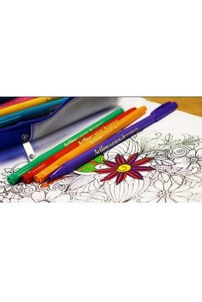 artline Supreme Coloring Keçe Uçlu Kalem 0,6mm Açık Turkuaz