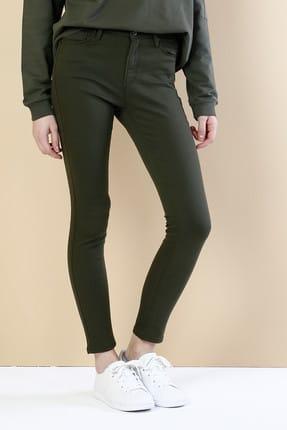 Colin's Haki Kadın Pantolon CL1031538