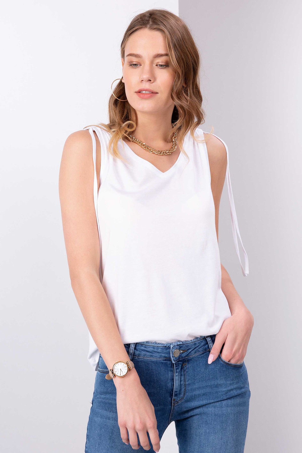 Pierre Cardin Kadın T-Shirt G022SZ011.000.762212 1