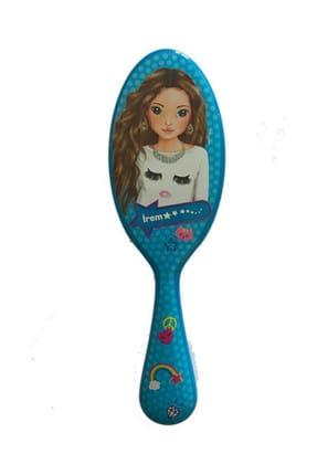 Top Model Saç Fırçası 44 Mavi İrem /