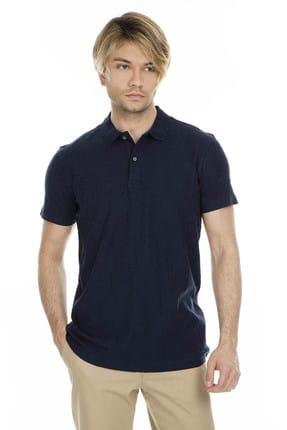 Lufian Erkek Erato Klasik Polo Lacivert 111040016100200