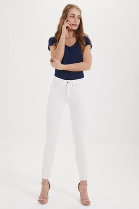 Lee Cooper Kadın Jamy Nd 2 Dokuma Pantolon 182 LCF 221003