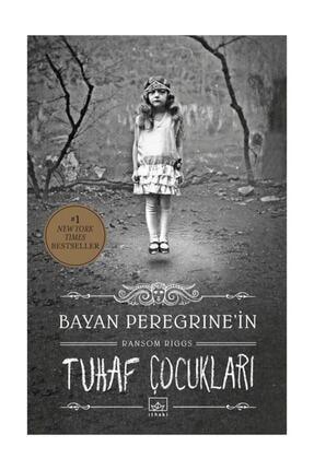 İthaki Yayınları Bayan Peregrine'in Tuhaf Çocukları Ransom Riggs