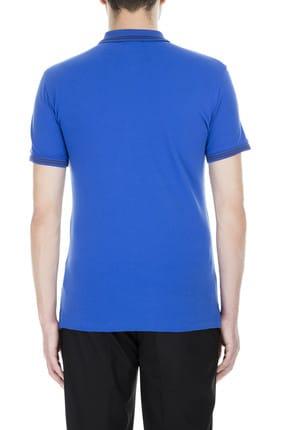 Emporio Armani Erkek Saks T-Shirt 8N1F30 1JPTZ 0945