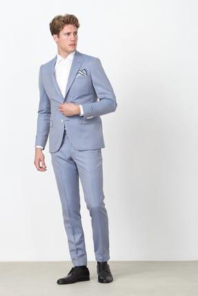 Kip Çizgili Dokuma Takım Elbise - KP10112995