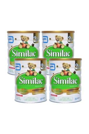 Similac 2 Devam Sütü 850 Gr 4 lü PAKET