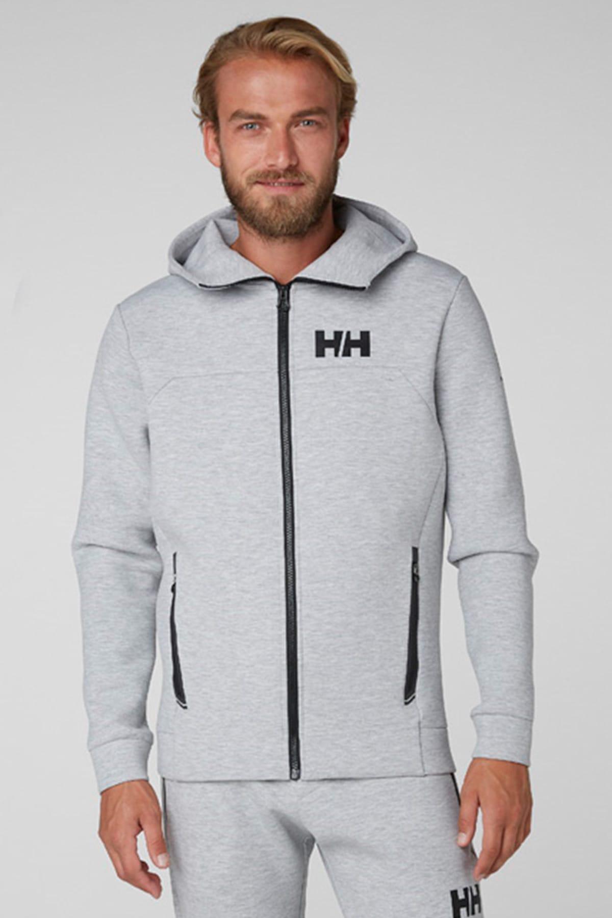 Helly Hansen Erkek Hh Hp Ocean Fz Hoodıe Sweatshirt HHA.34044 2