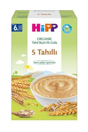 Hipp Organik 5 Tahıllı Kaşık Maması 200 gr
