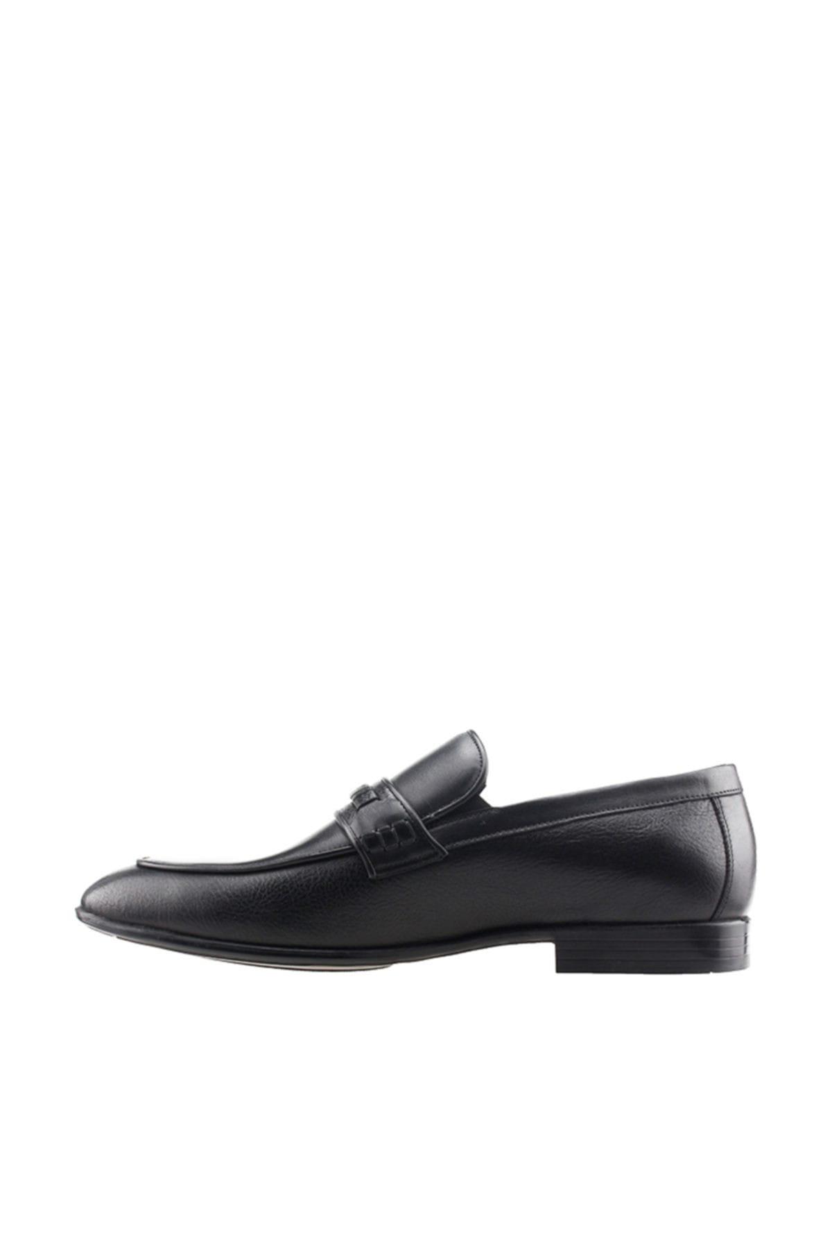 Pierre Cardin Siyah Erkek Oxford Ayakkabı 19YAYPCAR000003 2