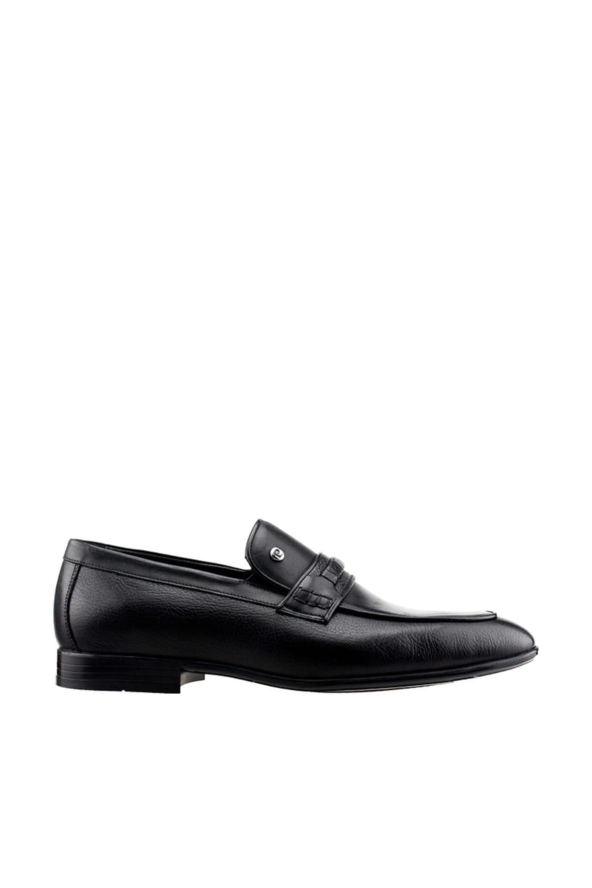 Pierre Cardin Siyah Erkek Oxford Ayakkabı 19YAYPCAR000003 1