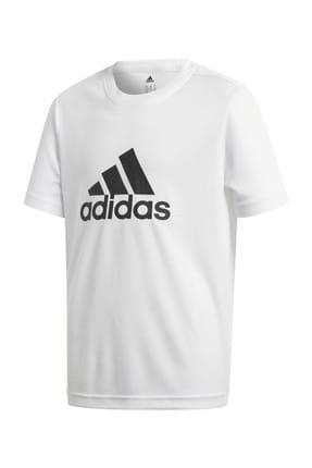 adidas YB GU Beyaz Unisex Çocuk T-Shirt 100524730