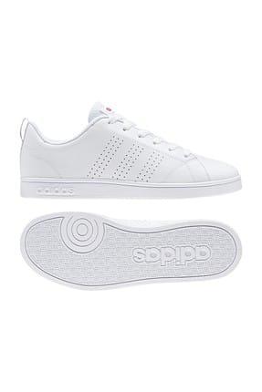 adidas VS Advantage Clean Beyaz Mercan Kız Çocuk Sneaker 100323765