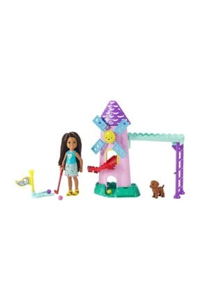 Barbie Mattel Barbie Chelsea Piknikte Oyun Setleri FDB32-FRL85