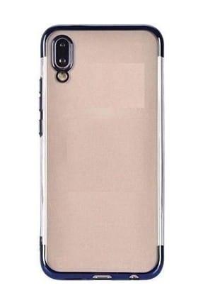 KNY Samsung Galaxy A2 Core Kılıf 4 Köşe Renkli Şeffaf Laser Silikon+Nano Cam Ekran Koruyucu