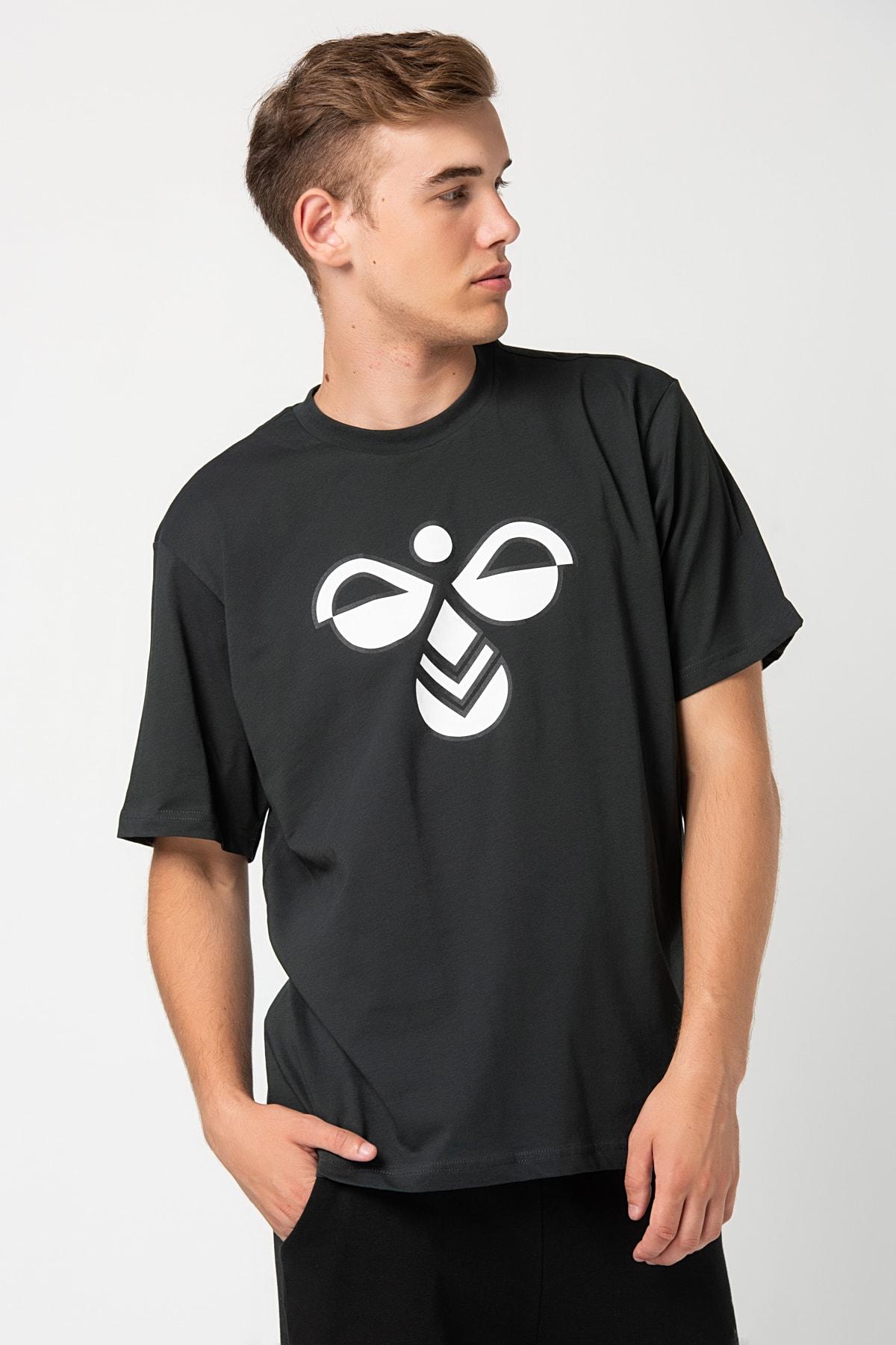 HUMMEL Erkek T-Shirt - Hmlyivianno  T-Shirt S/S Tee 1