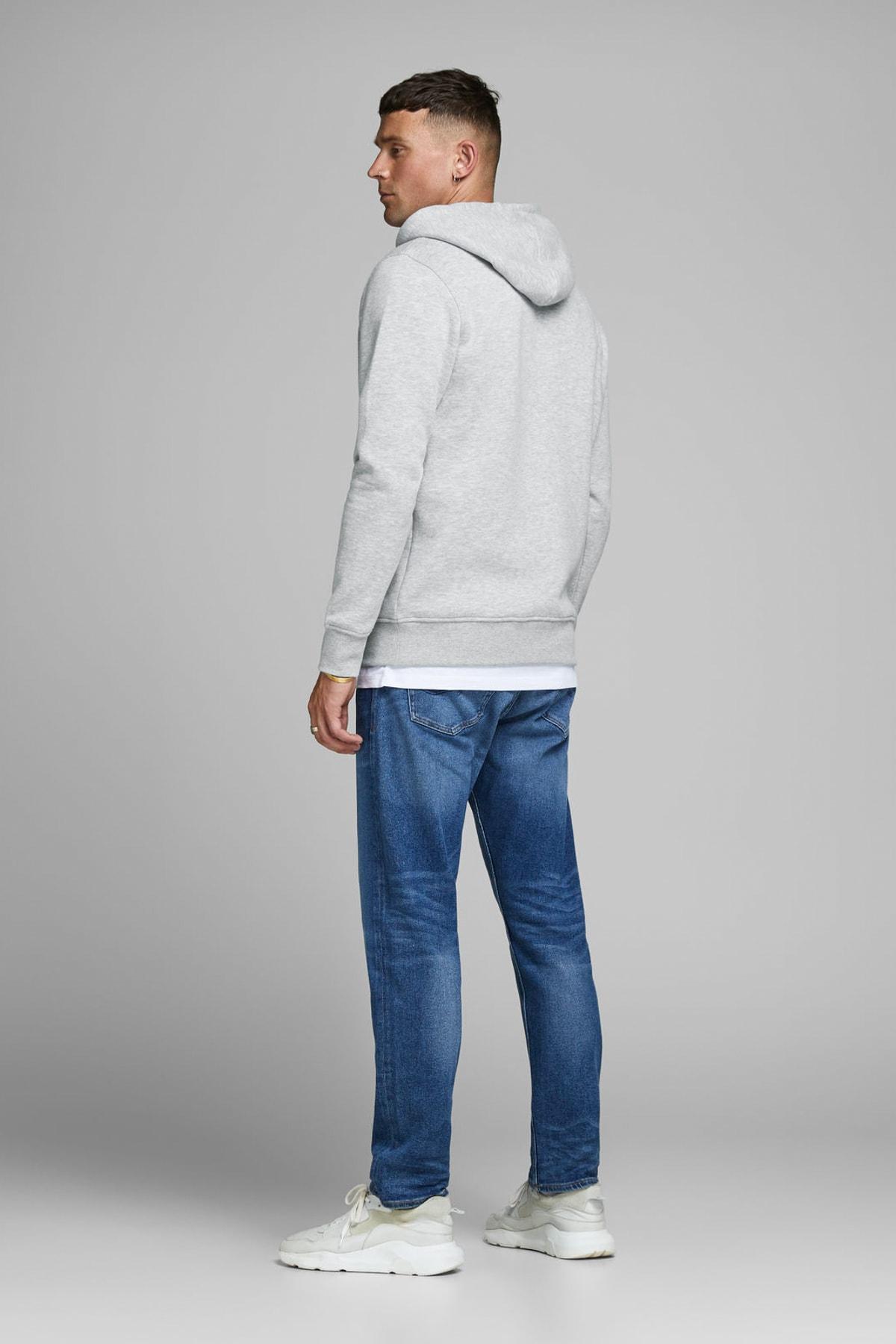 Jack & Jones Sweatshirt - Booster Core Sweat Hood 12165093 2