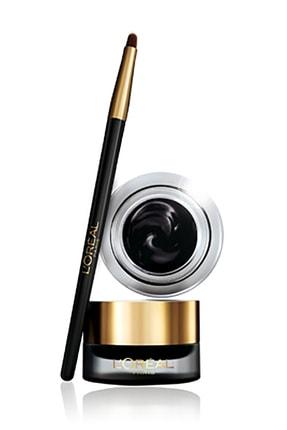 L'Oreal Paris Jel Siyah Eyeliner - Gel Intenza 24H Gel Eyeliner 01 Pure Black 3600522059448