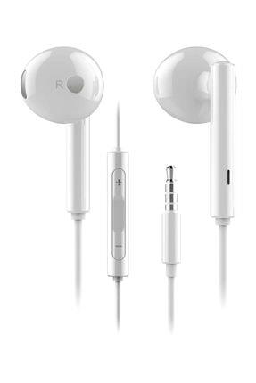 Huawei Orjinal Kulaklık 3.5mm Aux Mikrofonlu Beyaz