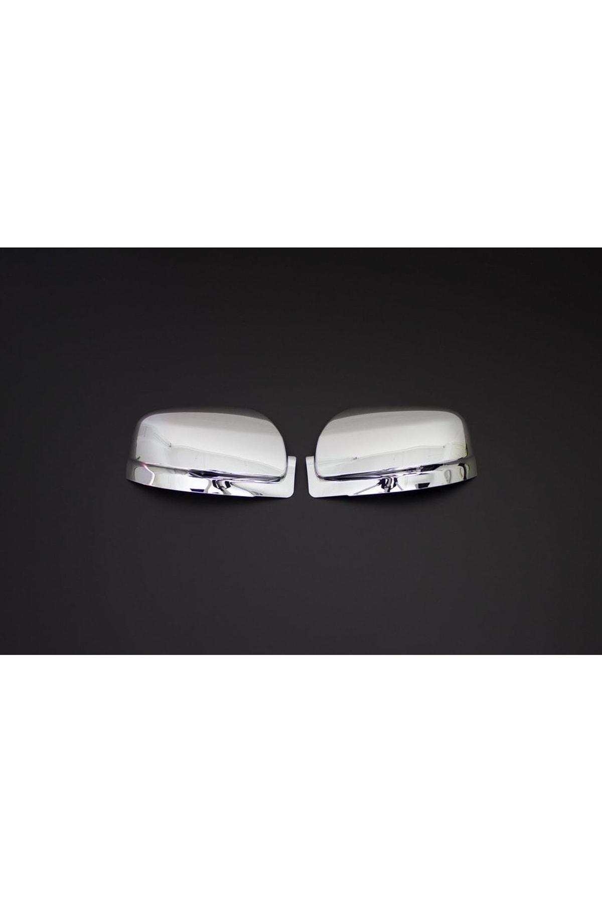 Omsa Mercedes Vito W639 Krom Ayna Kapağı 2 Prç. P.Çelik 2010-2014 1