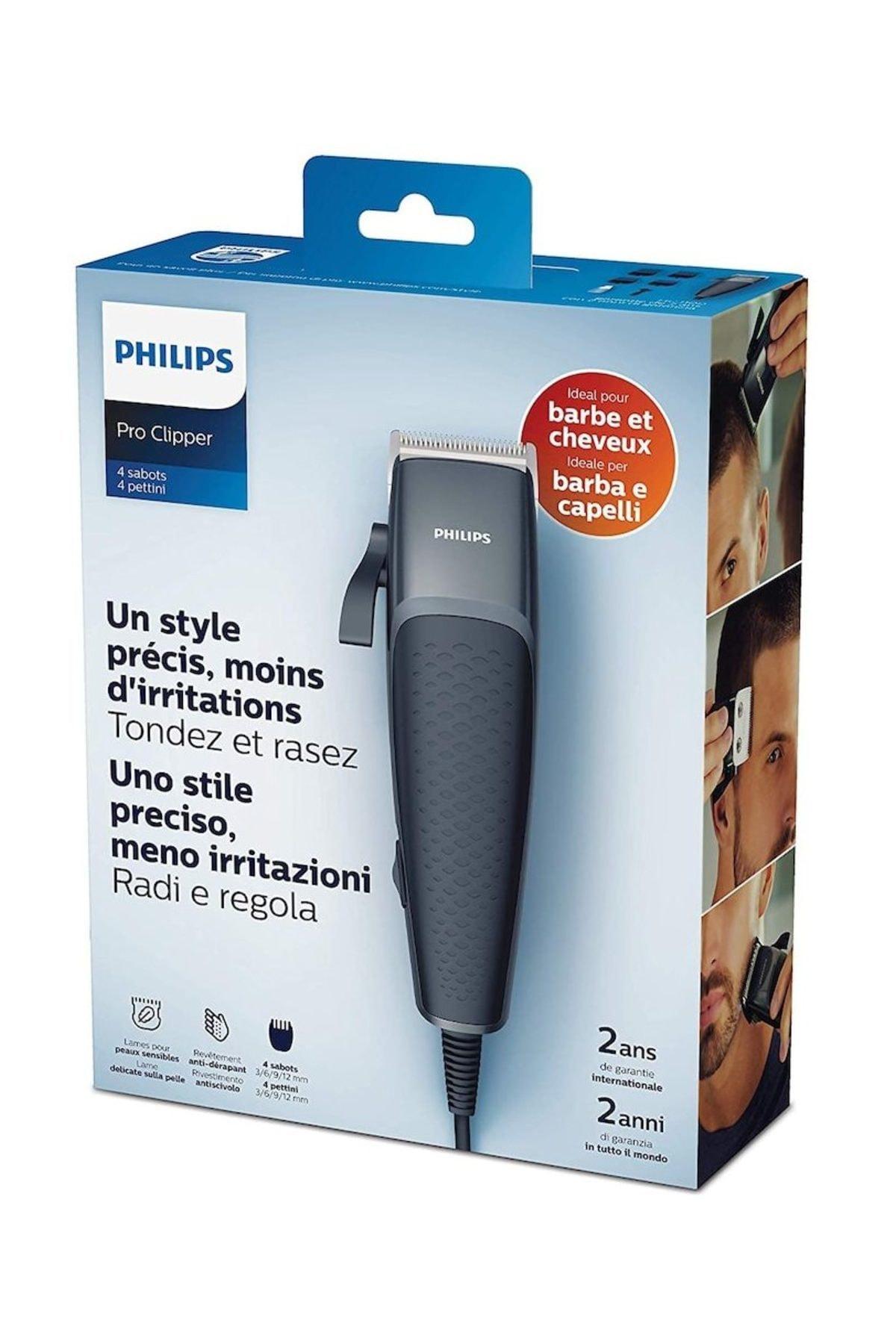 Philips Hairclipper Series 3000 Hc3100/15 Saç Kesme Makinesi 10054603 2