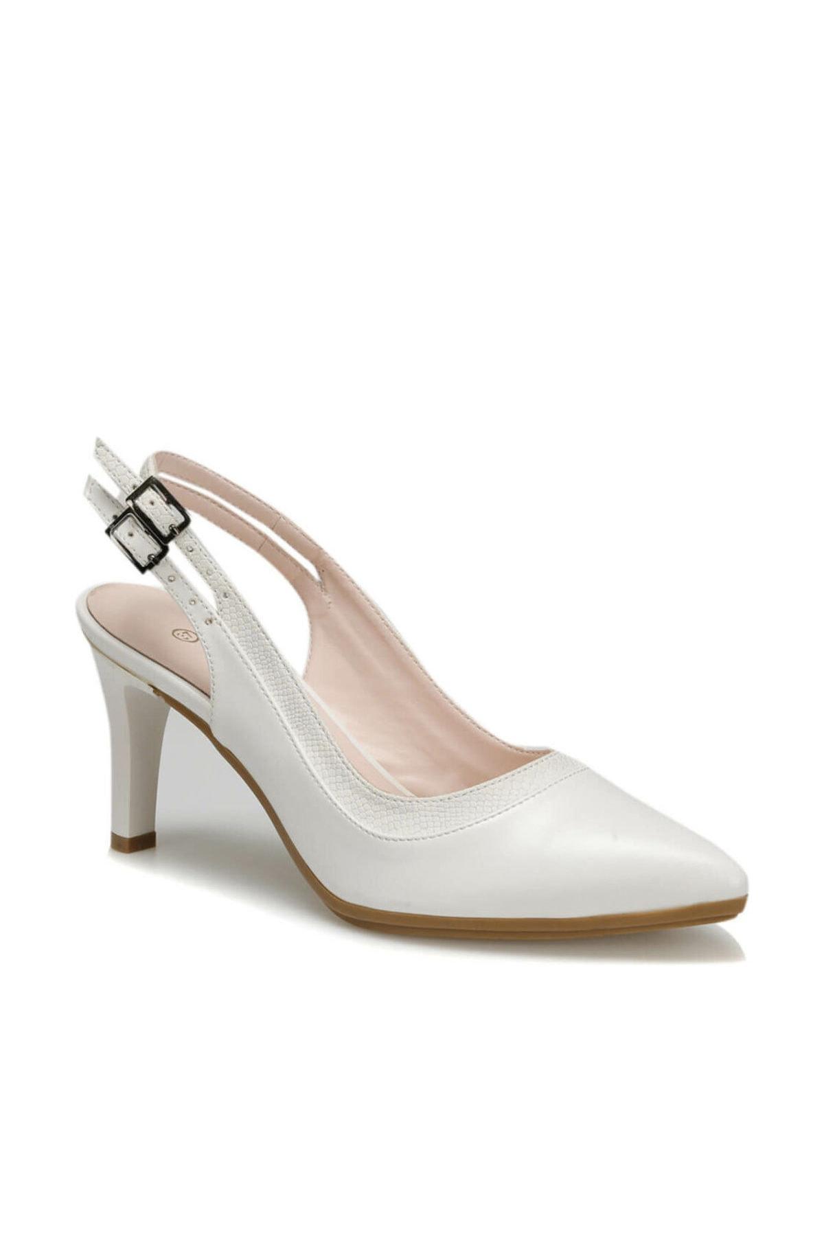 Polaris 91.313138.Z Beyaz Kadın Ayakkabı 100375573 1