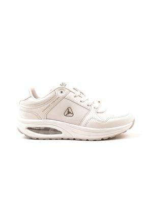 LETOON Beyaz Kadın Spor Ayakkabı - 001Z 6207