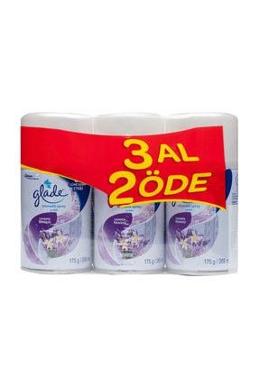 Glade Lavanta Otomatik Sprey Yedek 3'Lü Paket