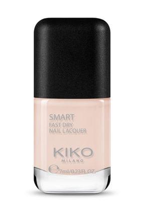 KIKO Smart Fast Dry Nail Lacquer 02 Oje