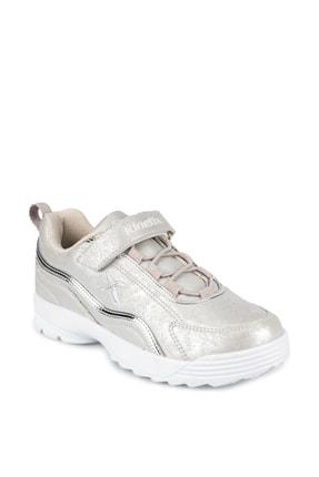 Kinetix SPACE 9PR Gümüş Kız Çocuk Sneaker Ayakkabı 100427356
