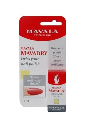 Mavala MavaDry - Hızlı Oje Kurutucu 5 ml 7618900918610
