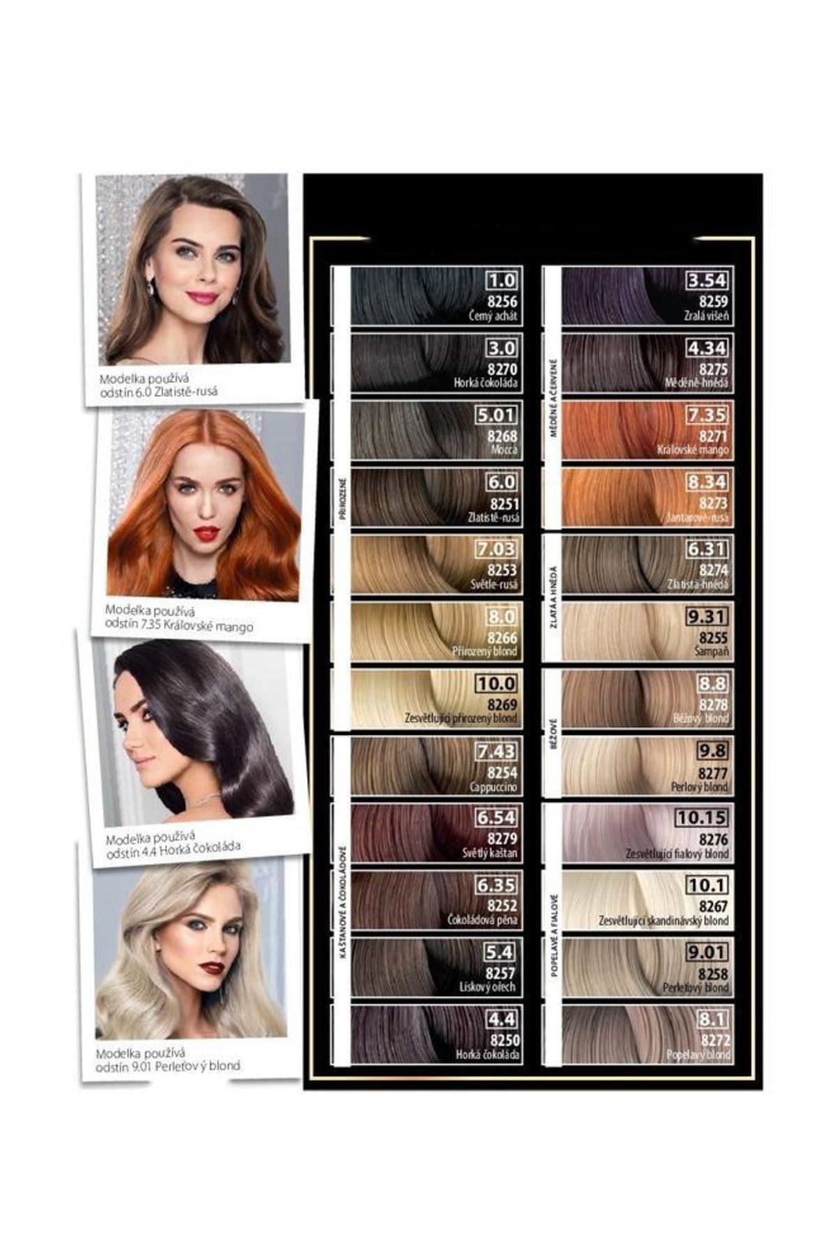 Faberlic Krem Saç Boyası - Salon Care 8259 4690302386665 2